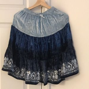 Beautiful kids skirt!